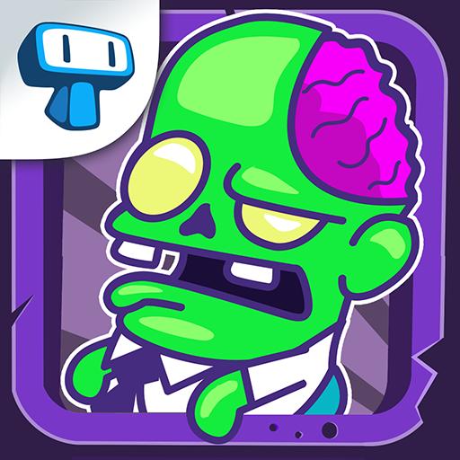 Zombie Chase - Runner Game 冒險 App LOGO-APP開箱王