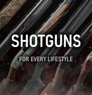 Find Shotguns