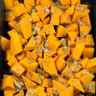 How To Make Roast Pumpkin Chunks