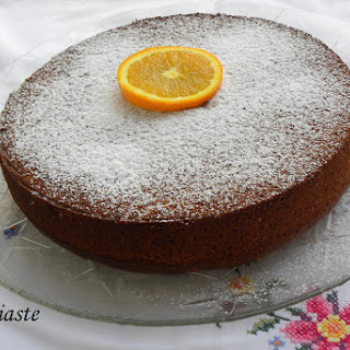 Orange Almond Olive Oil Cake Recipes
