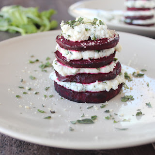 Stacked Beet Salad