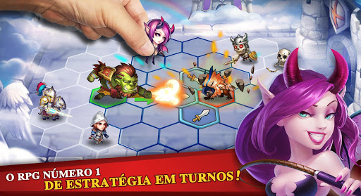 Heroes Tactics: War Strategy