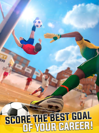 2018 Street Soccer Legend u26bd Urban League Goal Star  screenshots 4