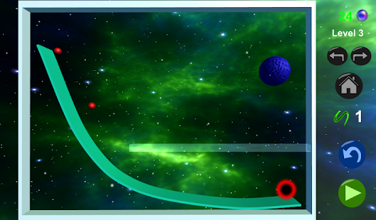 Ball Control Space- screenshot thumbnail