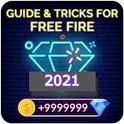 Free Fire Pro Tips and Tricks 2021 - Free Diamonds icon