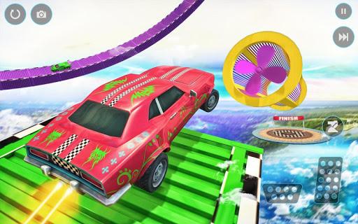 Crazy Mega Ramp Car Racing Game - Car Games 2020 android2mod screenshots 2
