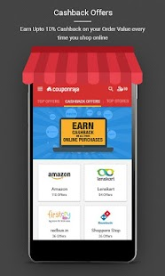 Couponraja - Coupons & Offers- screenshot thumbnail