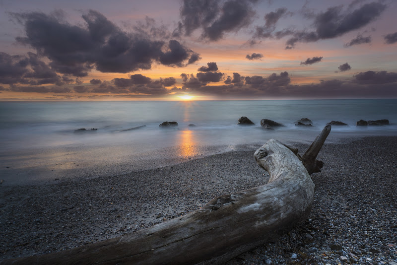 1° tramonto del 2019 di anapeas