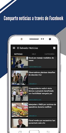 El Salvador Noticias screenshot 6