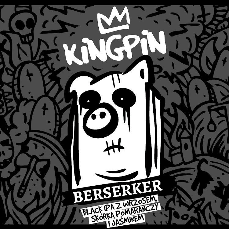 Logo of Kingpin Berserker