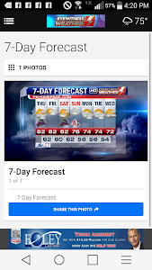 EyewitnessWeatherPA screenshot 3