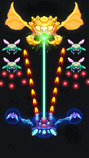 Space Gunner - Galaxy Shooter painmod.com screenshots 9