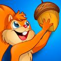 Squirrel Run - Jungle Adventure icon