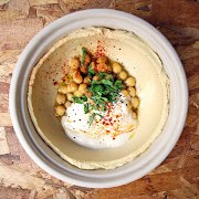 Classic Hummus Bowl