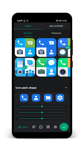 Peafowl Theme Maker for EMUI 5.X/8.X/9.X/10.X screenshot 1