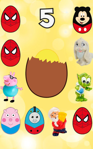 玩免費休閒APP|下載Surprise Eggs - Toys for Kids app不用錢|硬是要APP