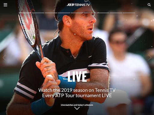 Tennis TV - Live ATP Streaming 2.3.4 screenshots 7
