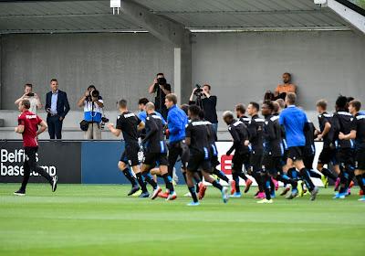 Un jeune joueur du Club de Bruges est très suivi en Premier League et Bundesliga