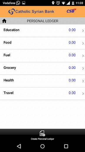 CSB ePassbook screenshot 8