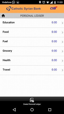 android CSB ePassbook Screenshot 6