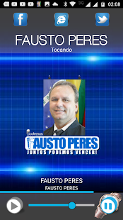 Fausto Peres APP Vereador - náhled