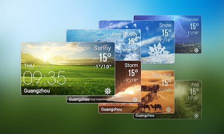 Widget for Samsung Galaxy 2.0_release screenshot 203397