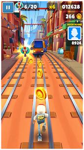 تحميل لعبة Subway Surfers مهكرة للأندرويد آخر إصدار 2