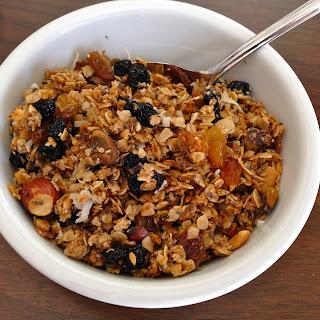 Granola – Gluten Free Recipe