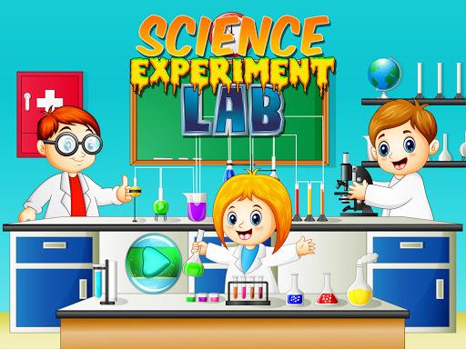 Science Experiment Lab: Crazy Scientist Fun Tricks apkmr screenshots 17