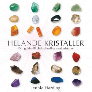 Helande kristaller - Bok med 7 stenar