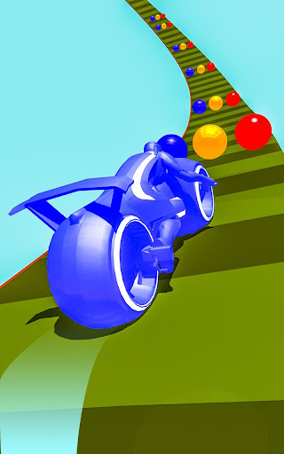 Color Bikes Road Rush  screenshots 5