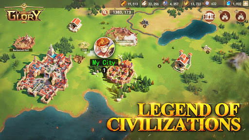 Land of Glory : Epic Strategy Game 0.0.8 de.gamequotes.net 5