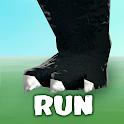 RUN GODZILLA icon