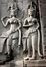 Photo: Year 2 Day 44 -  Some of the Detailed  Reliefs