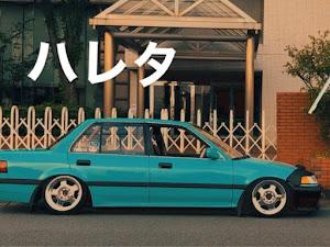 シビック EF2 89s sedanのカスタム事例画像 かとうぎさんの2020年07月06日00:41の投稿
