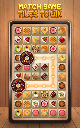 Tile Connect - Free Tile Puzzle & Match Brain Game 1.4.1 screenshots 11