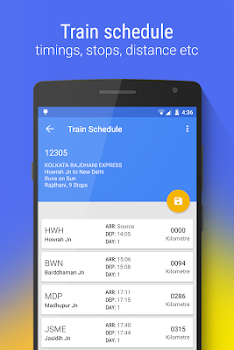 Rail Jankari - Indian Rail Info, PNR Status and Live
