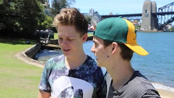 Joe and Caspar Talk Hit The Road