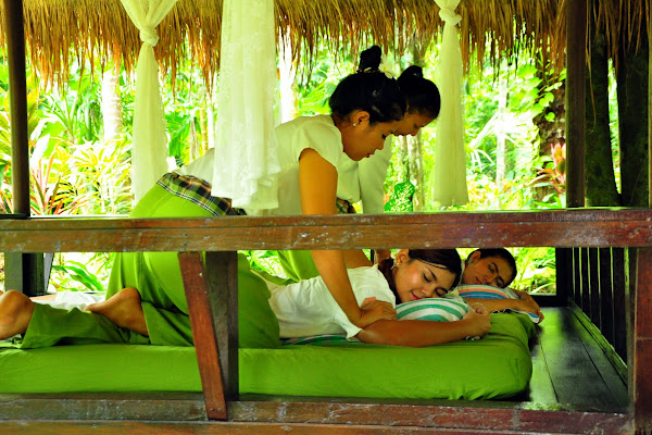 Get a Traditional Thai Massage
