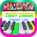 ZIGGY ZAGGA Piano Tiles