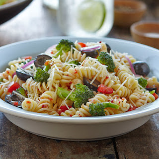 Italian Pasta Salad With Black Olives Recipes.