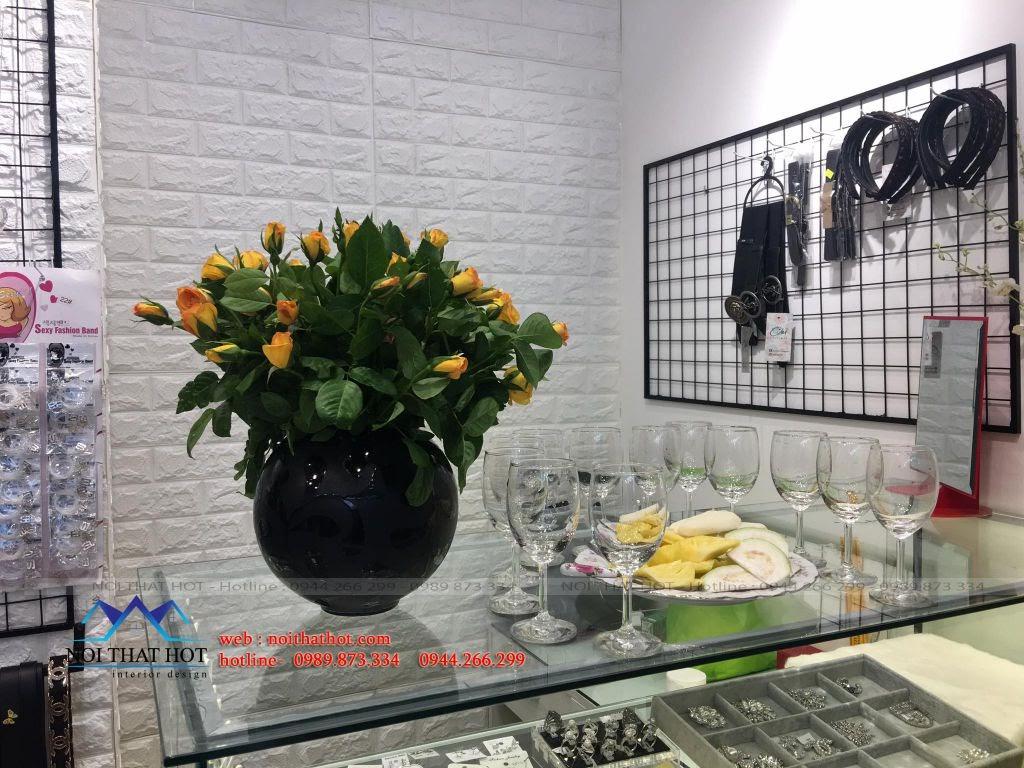 thi công nội thất shop thời trang chất lượng cao
