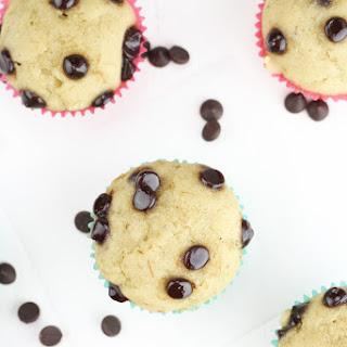 Healthy Gluten-Free Banana Muffins.