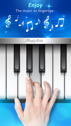 Piano Notes - Magic Music Games 1.5.2 screenshots 2