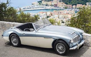 Austin-Healey 3000 Rent Provence-Alpes-Côte d'Azur