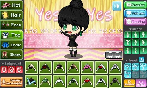 Yes or Yes Pretty Girl 1.0.0 screenshots 4