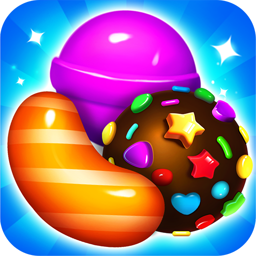 Candy Smash - 2018 New Free Match 3 Puzzle Game