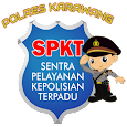 SPKT Antrian Polres Karawang icon