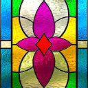 Stained Glass 3D LWP