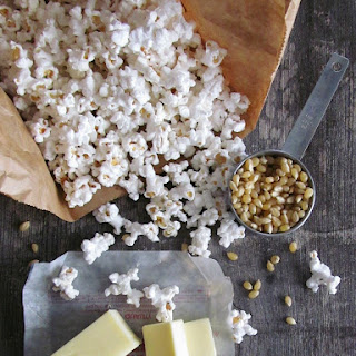 Homemade Microwave Popcorn in Two Minutes (Maybe Three)